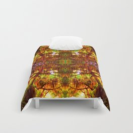 Tree of Life Abstract Comforters
