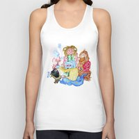 nintendo Tank Tops featuring Nintendo parta by OhSillyTurtle
