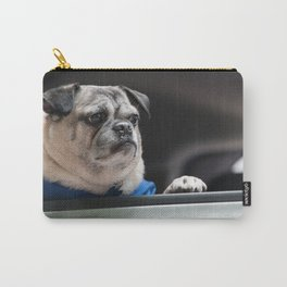 Pug Ride Carry-All Pouch