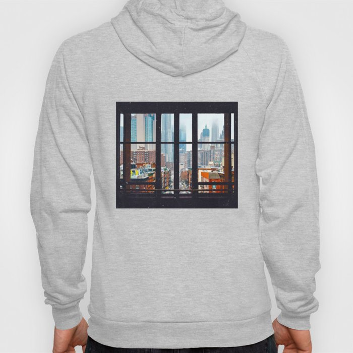 New York City Window Hoodie