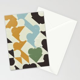 Retrometry II Stationery Cards