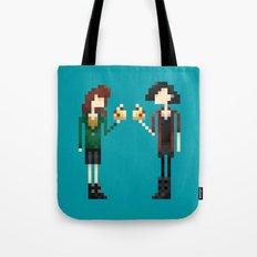 Freakin' Friends II Tote Bag
