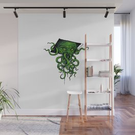 Oh hai there, I can haz ur planet Wall Mural