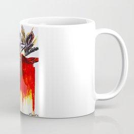 Staring at the Sun. Coffee Mug