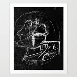 Ewig.  Art Print