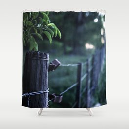 Domingo en el campo - Sunday at the countryside Shower Curtain
