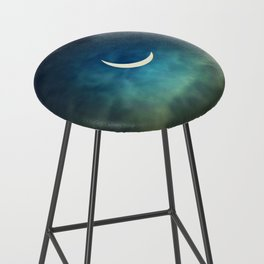 Solar Eclipse Bar Stool