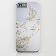 Soft flowers iPhone 6s Slim Case