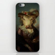 Cow #1 iPhone & iPod Skin