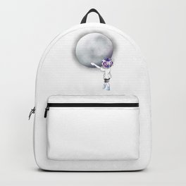 The Child and The Moon Backpack