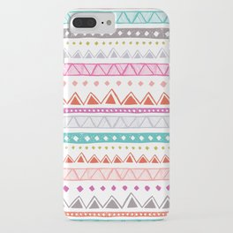 Half Full Stripe iPhone Case