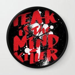 mind killer Wall Clock