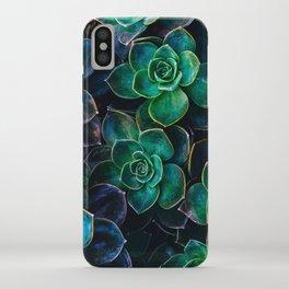 Succulent fantasy iPhone Case
