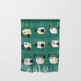 OLYMPIC LIFTING  Tofu Wall Hanging