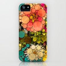Perky Flowers! Slim Case iPhone (5, 5s)