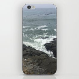 sea at cambria iPhone Skin