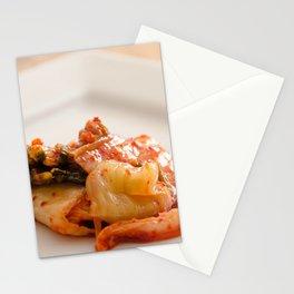 Kimchi 2 Stationery Cards