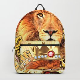 The Knockout Tour Lion Crest II Backpack