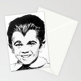 Eddie Munster Stationery Cards