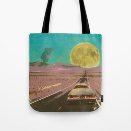 EVENING EXPLOSION II Tote Bag