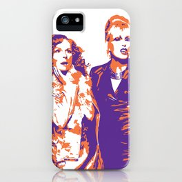 AbFab iPhone Case