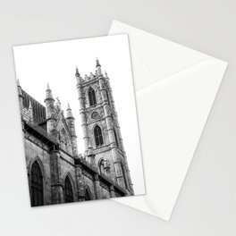 Notre-Dame Basilica Catholic Church Photography | Montreal | Quebec | Canada Stationery Cards