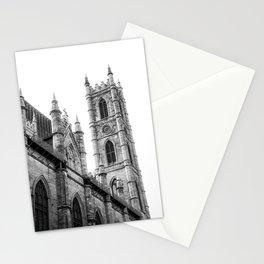 Notre-Dame Basilica Catholic Church Photography | Montreal | Quebec | Canada Stationery Cards