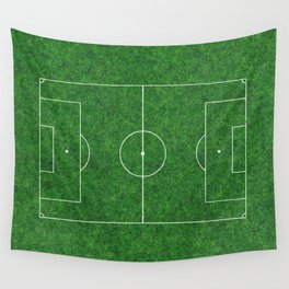 Football's coming home Wall Tapestry