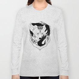 Glam-Bear Long Sleeve T-shirt