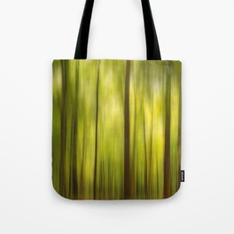 Warmth of the Forests Colors Tote Bag