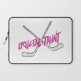Crucial Taunt Laptop Sleeve