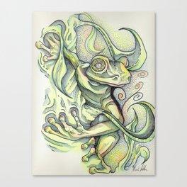 Free Trog Canvas Print