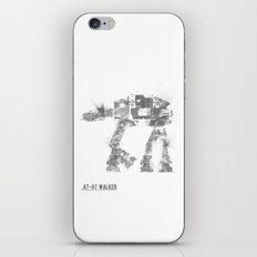 Star Wars Vehicle AT-AT Walker iPhone & iPod Skin