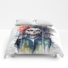 sugar skull - calavera de azucar Comforters