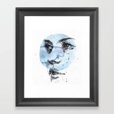 small piece 27 Framed Art Print