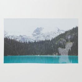 Joffre Lakes  Rug