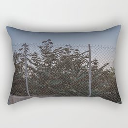 Restricted Zone Rectangular Pillow