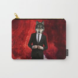 WOLF of WALLSTREET Carry-All Pouch