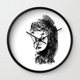 shy. Wall Clock