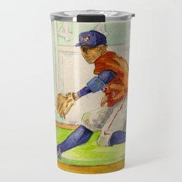 Carlos Correa - Astros Shortstop Travel Mug