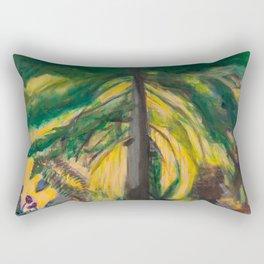 Happiness EC-style Rectangular Pillow