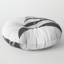 Lloyds building Floor Pillow