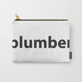 plumber Carry-All Pouch