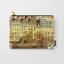 Paris - Skyline from the Pompidou Carry-All Pouch