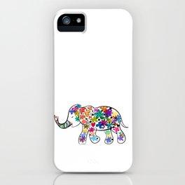 Kindness Elephant iPhone Case