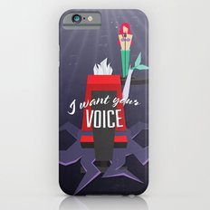 I want your VOICE iPhone 6s Slim Case