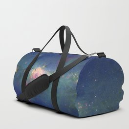 Stars Gather in 'Downtown' Milky Way Duffle Bag