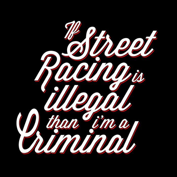 Street Racing  Comforters