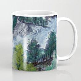 The Joy of Taking a Stroll Coffee Mug