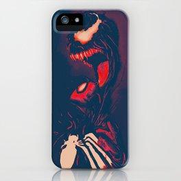 Spiderman VS Venom iPhone Case